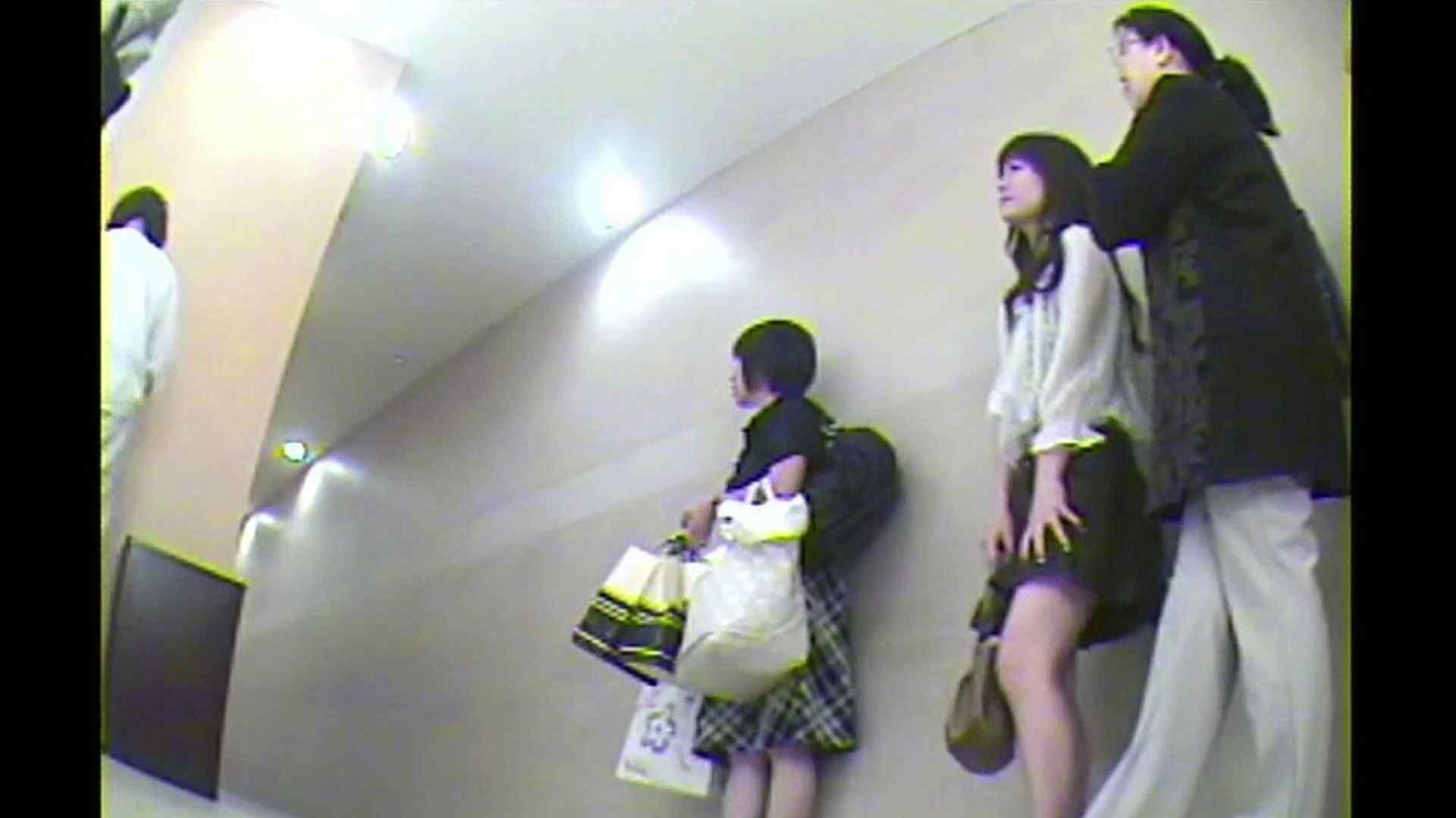 お漏らし寸前デパトイレ盗撮!Vol.02 洗面所 覗き性交動画流出 78pic 27