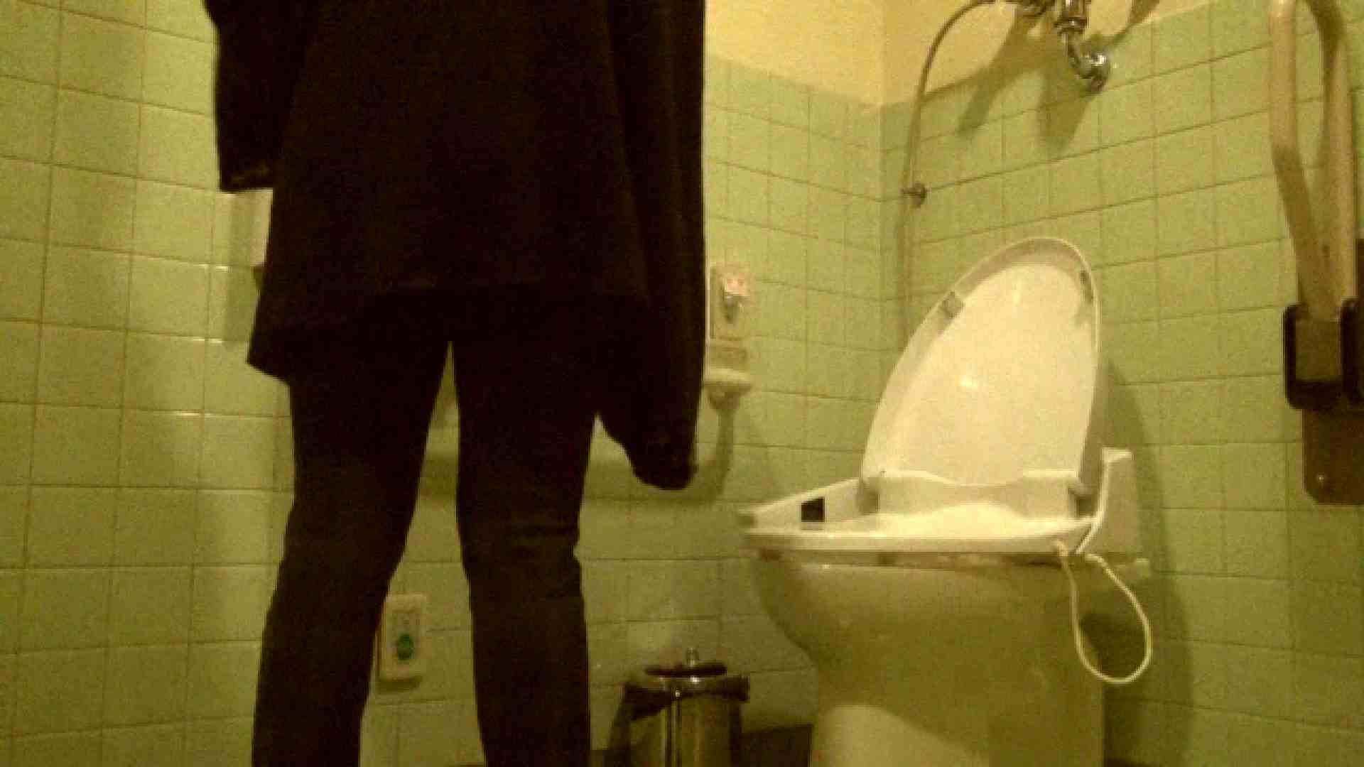 魔術師の お・も・て・な・し vol.26 19歳のバーの店員さんの洗面所をしばし… 洗面所 隠し撮りおまんこ動画流出 90pic 17