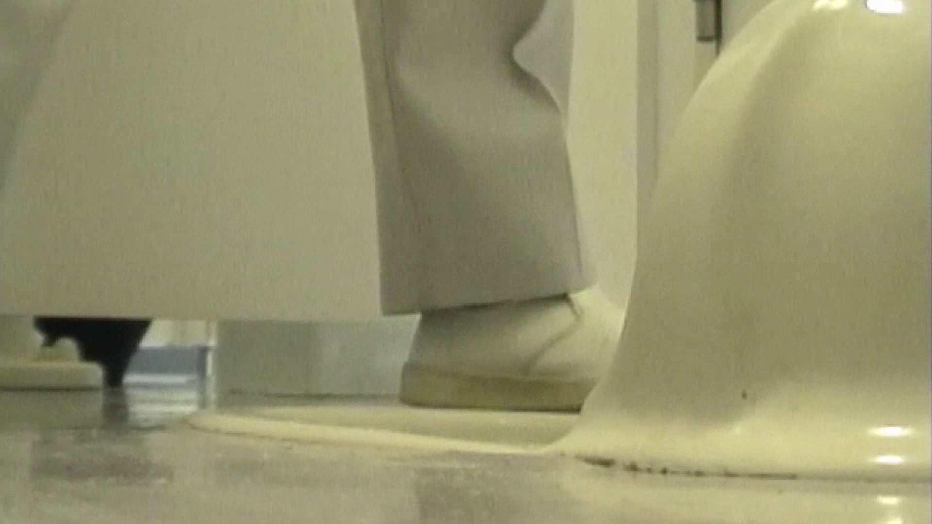 キレカワ女子大生の秘密の洗面所!Vol.039 放尿 盗み撮り動画キャプチャ 81pic 7