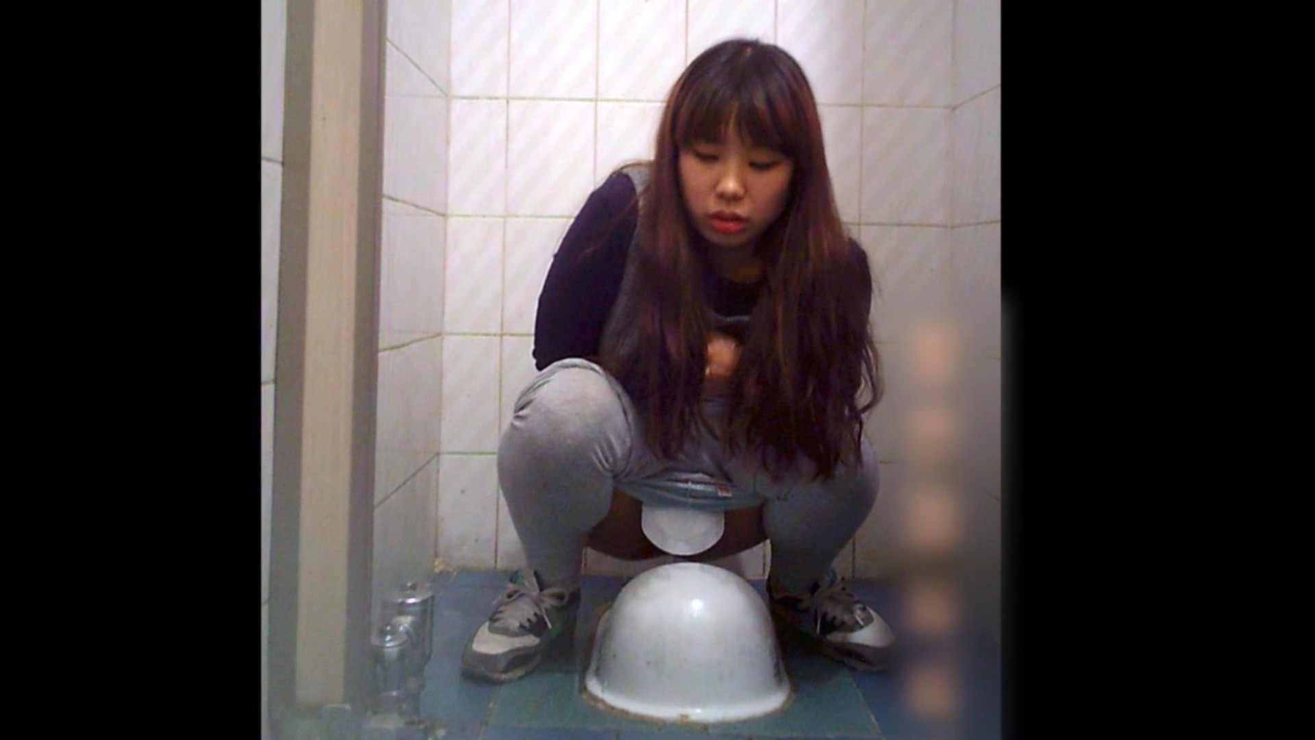 潜入!!韓国秘密のトイレ!Vol.11 トイレ SEX無修正画像 35pic 34