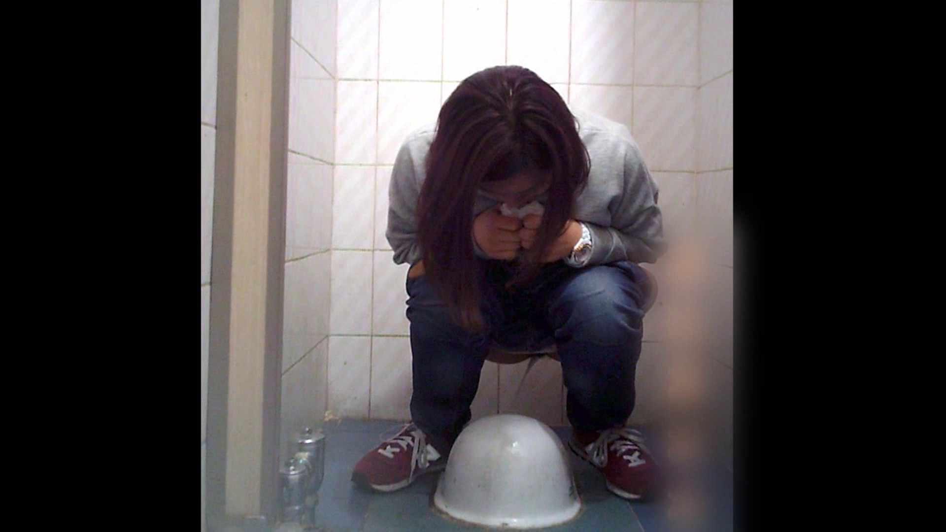 潜入!!韓国秘密のトイレ!Vol.12 女子トイレのギャル  100pic 90
