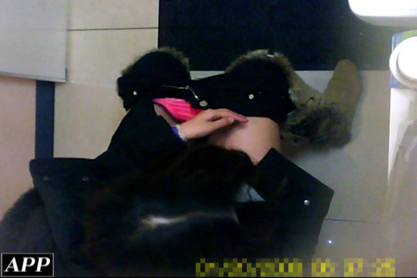 巨乳 乳首:3視点洗面所 vol.075:ピープフォックス(盗撮狐)