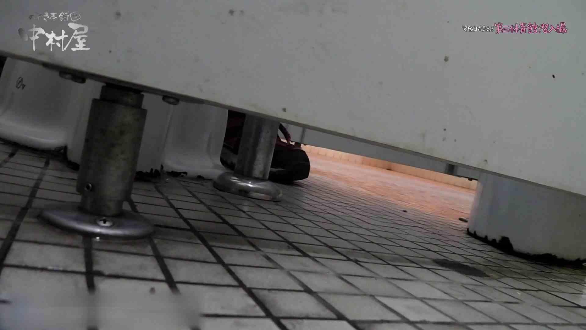 第三体育館File044長身のバレー部員が目の前の個室に入ってくれました。後編 排泄 おめこ無修正画像 34pic 33