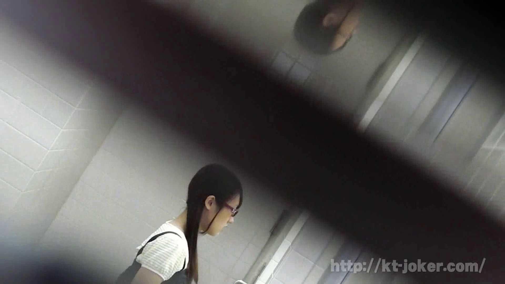 命がけ潜伏洗面所! vol.66 ナイスドアップ、外撮り!! OLの実態 のぞき動画画像 71pic 68