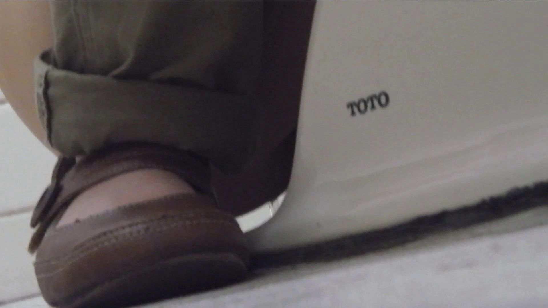 vol.09 命がけ潜伏洗面所! 残念!パンツについちゃいました。 潜入 | OLの実態  91pic 51