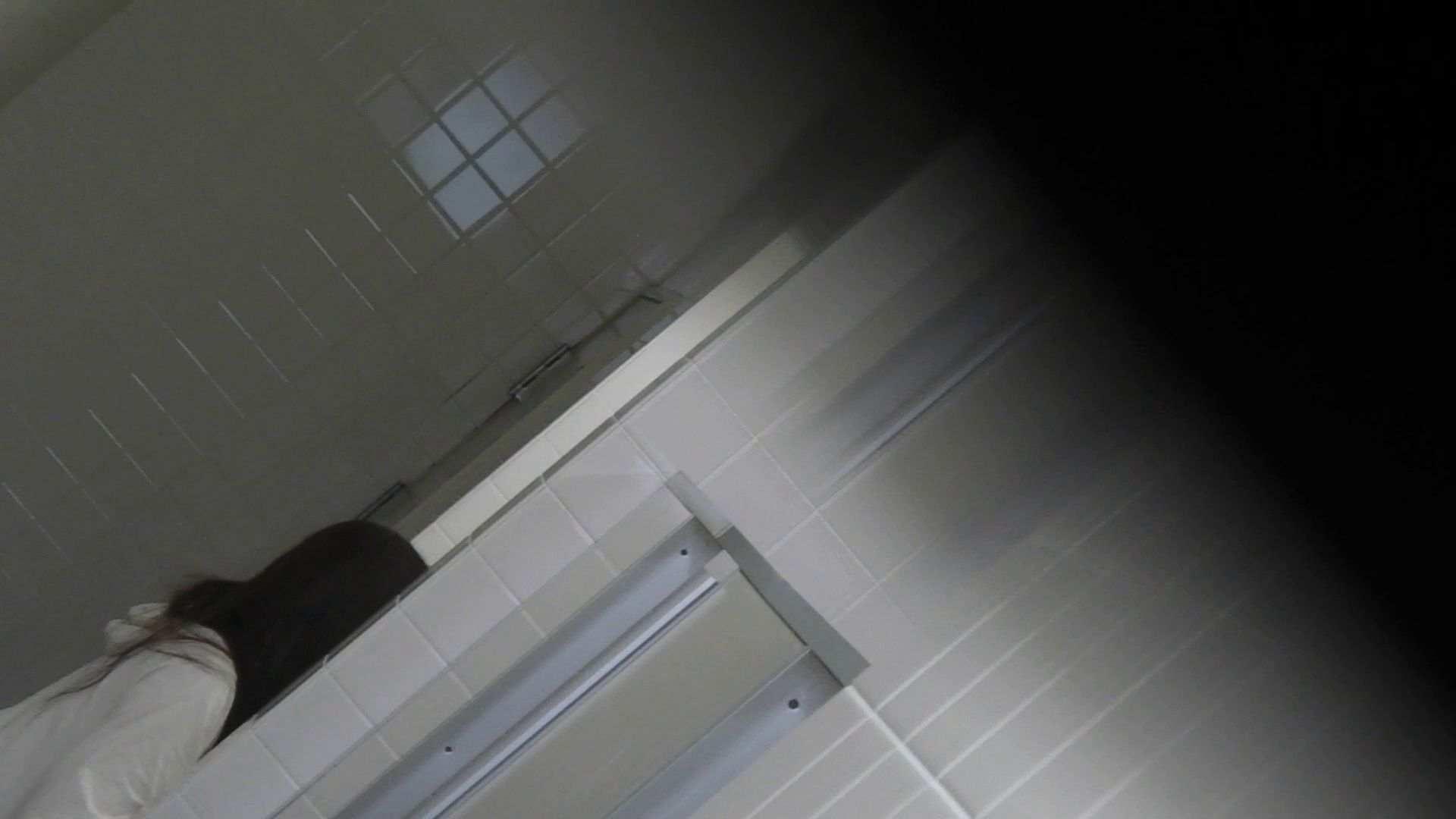 vol.09 命がけ潜伏洗面所! 残念!パンツについちゃいました。 洗面所 覗きおまんこ画像 91pic 77