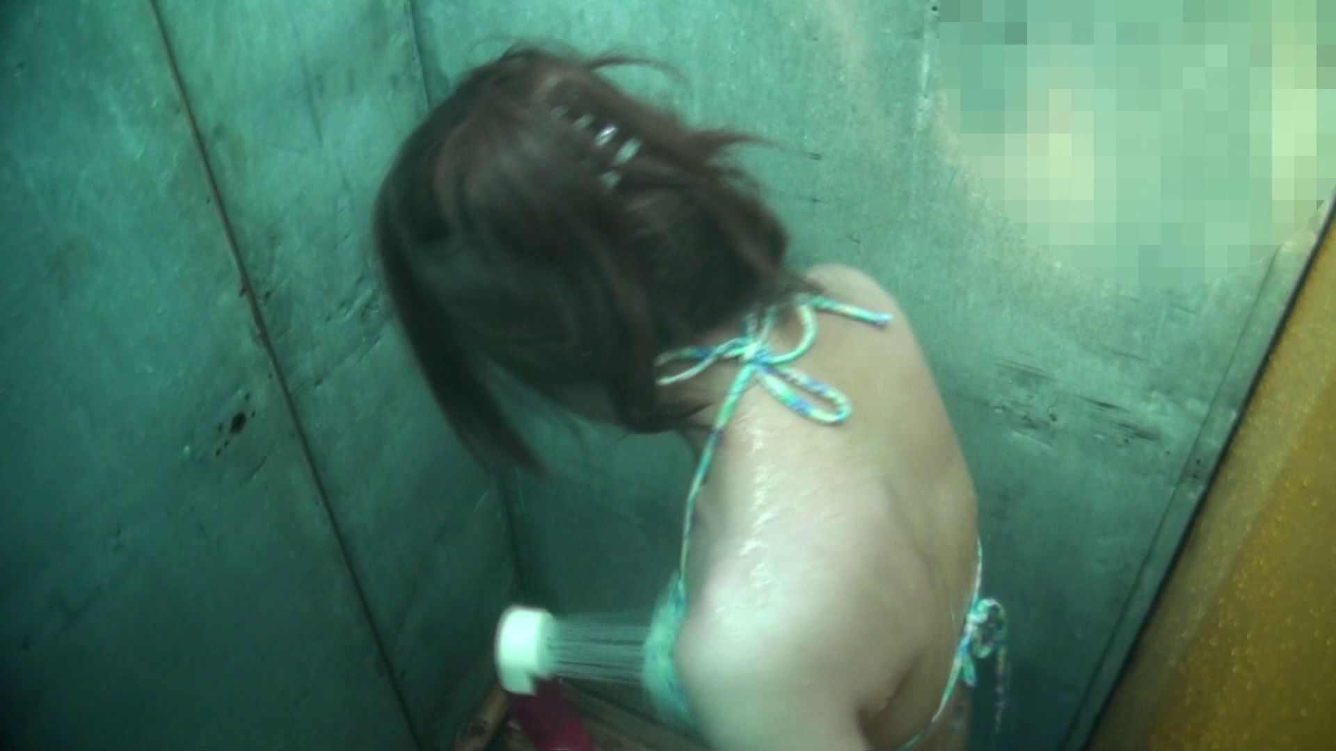 シャワールームは超!!危険な香りVol.15 残念ですが乳首未確認 マンコの砂は入念に OLの実態 盗撮アダルト動画キャプチャ 41pic 12