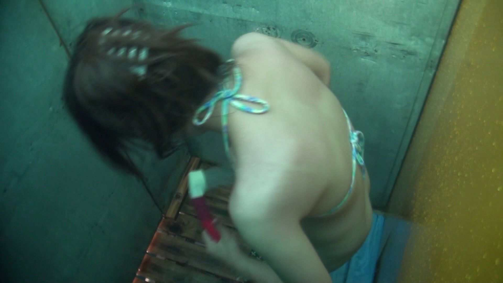 シャワールームは超!!危険な香りVol.15 残念ですが乳首未確認 マンコの砂は入念に 乳首 盗み撮り動画キャプチャ 41pic 23