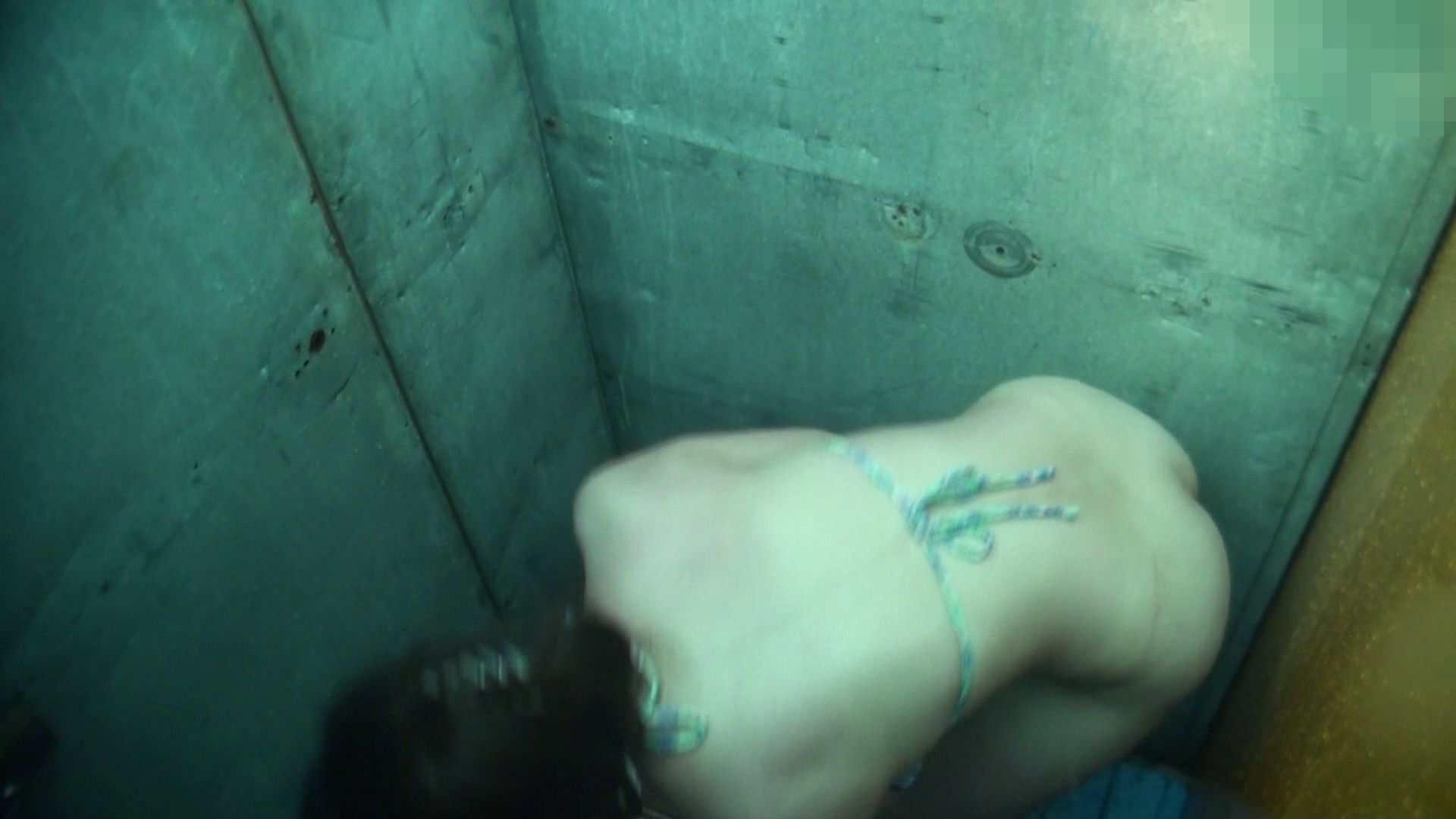 シャワールームは超!!危険な香りVol.15 残念ですが乳首未確認 マンコの砂は入念に シャワー | マンコ  41pic 26