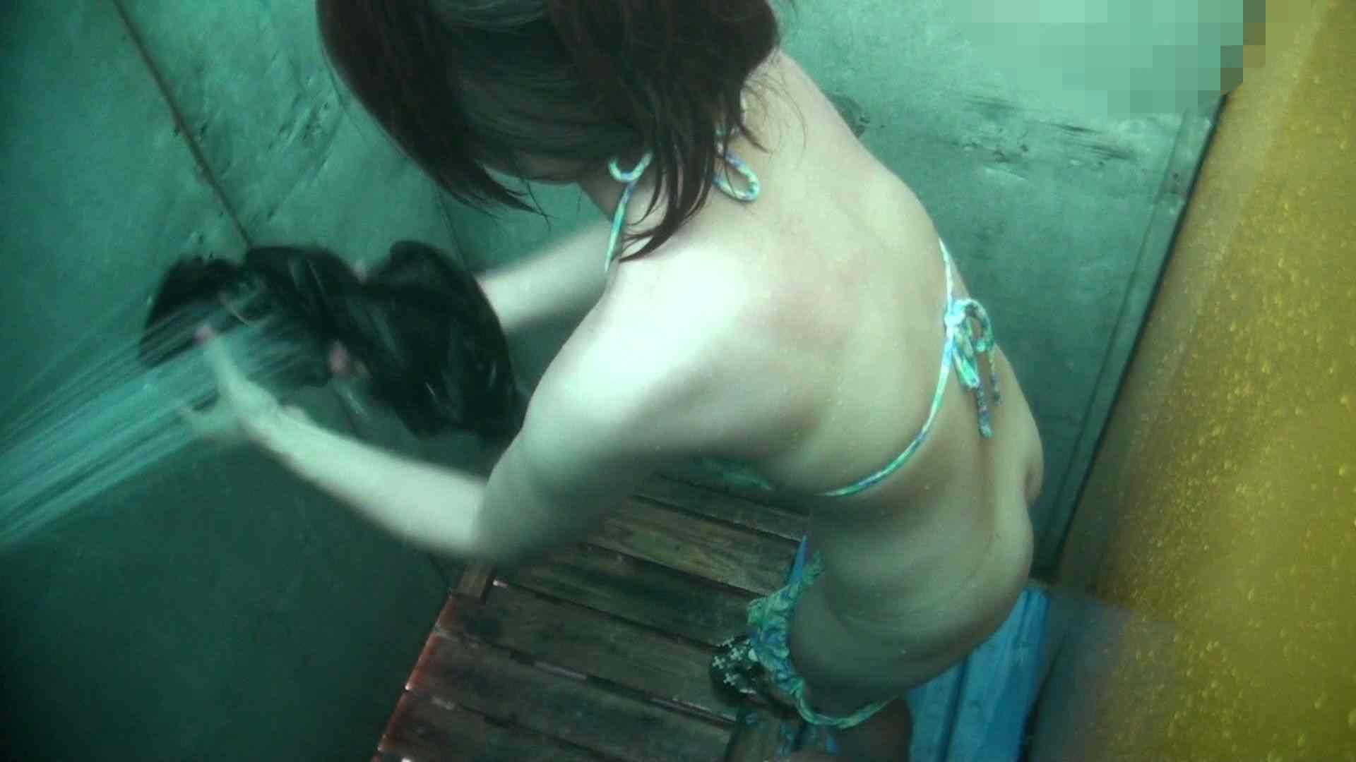 シャワールームは超!!危険な香りVol.15 残念ですが乳首未確認 マンコの砂は入念に OLの実態 盗撮アダルト動画キャプチャ 41pic 32