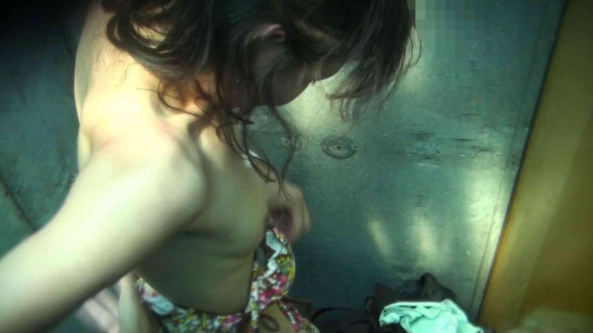 シャワールームは超!!危険な香りVol.16 意外に乳首は年増のそれ 高画質 のぞき濡れ場動画紹介 61pic 3