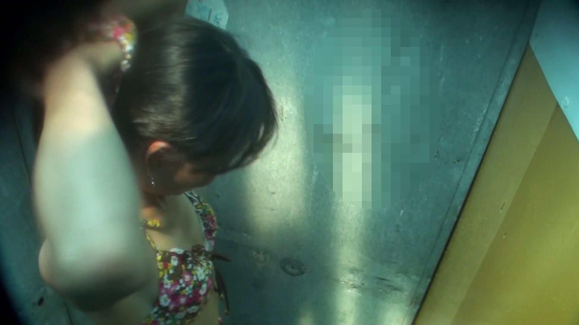 シャワールームは超!!危険な香りVol.16 意外に乳首は年増のそれ 乳首  61pic 40