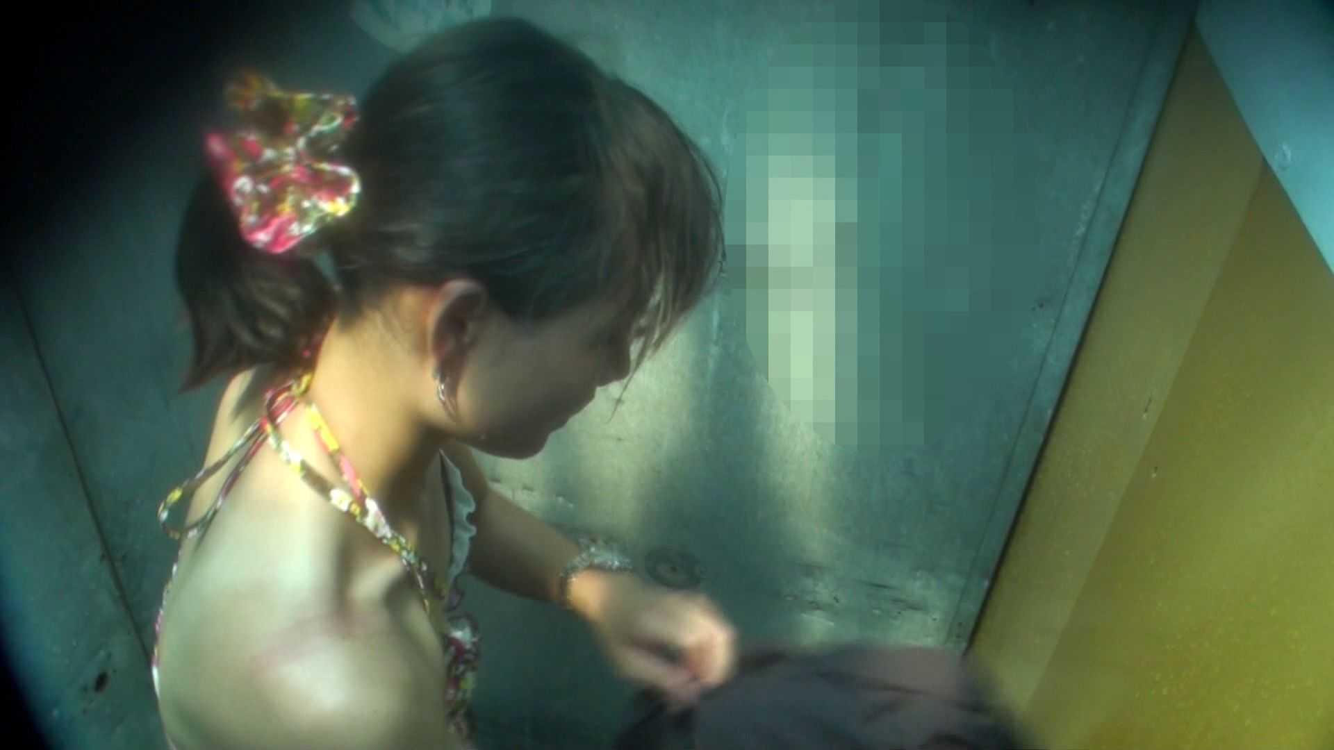シャワールームは超!!危険な香りVol.16 意外に乳首は年増のそれ 乳首  61pic 48