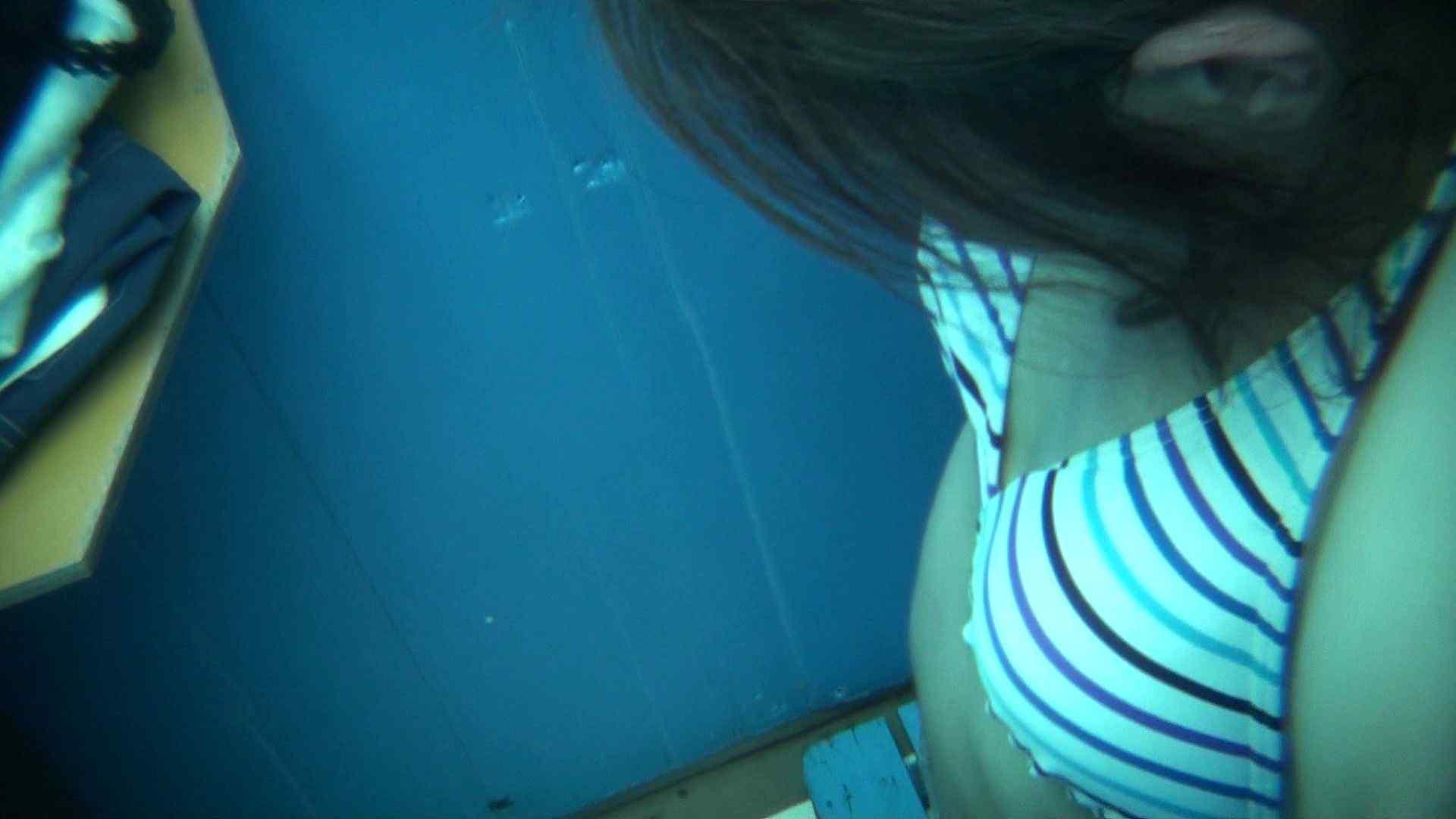 シャワールームは超!!危険な香りVol.27 乳首は一瞬貧乳姉さん 乳首 盗撮動画紹介 18pic 3