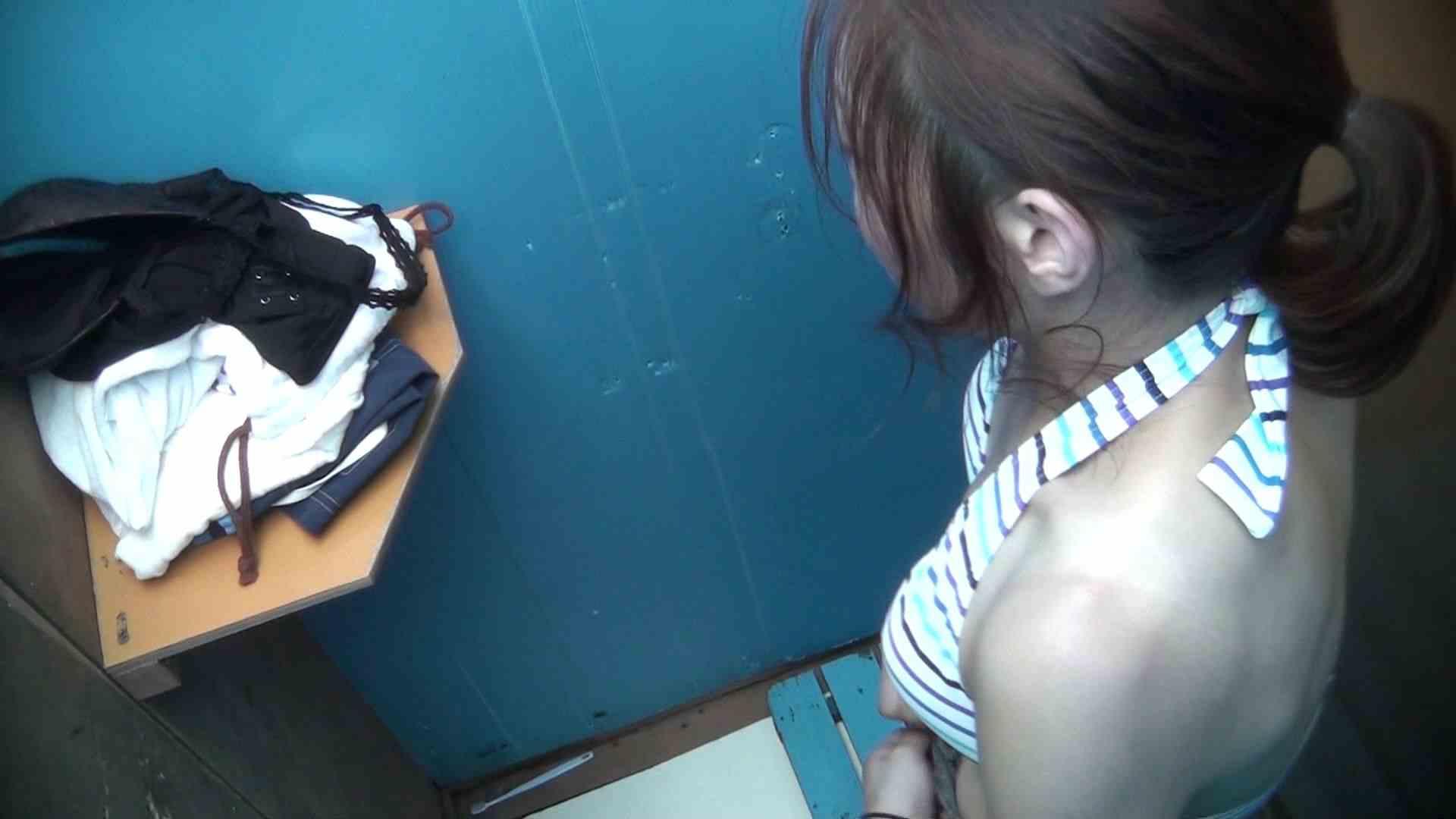 シャワールームは超!!危険な香りVol.27 乳首は一瞬貧乳姉さん 乳首 盗撮動画紹介 18pic 13