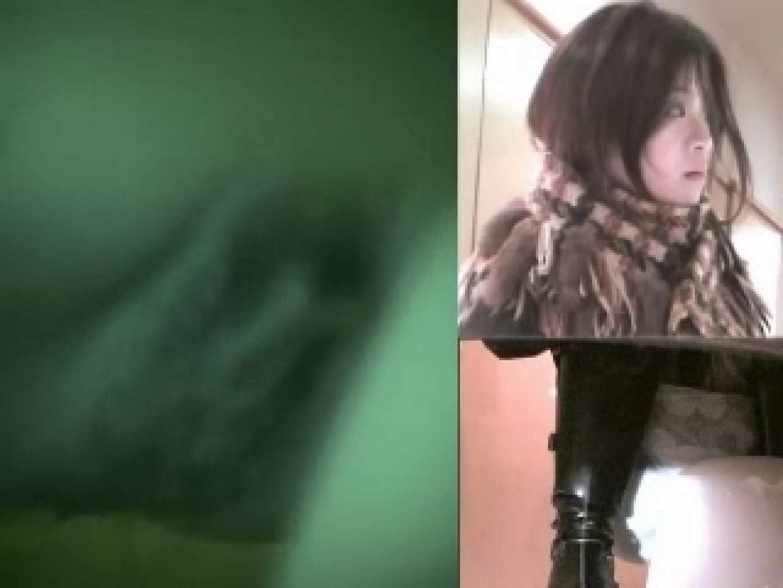 暗視de洗面所Vol.5 OLの実態 隠し撮りすけべAV動画紹介 78pic 77