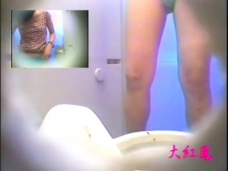 完全保存版!二点盗撮!  海の家和式洗面所DKU-① ギャルの実態 隠し撮りセックス画像 56pic 24