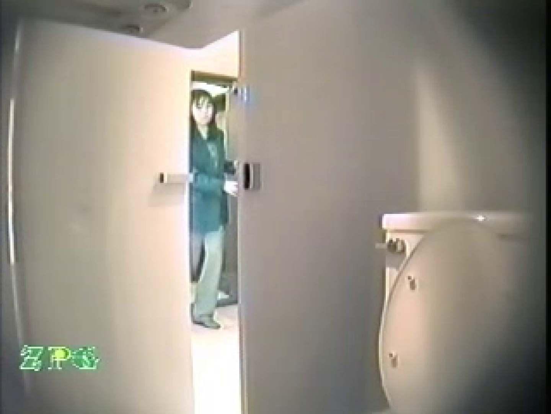 二点盗撮!カラオケBOX女子洗面所BOX-③ 排泄 | おまんこ無修正  32pic 9
