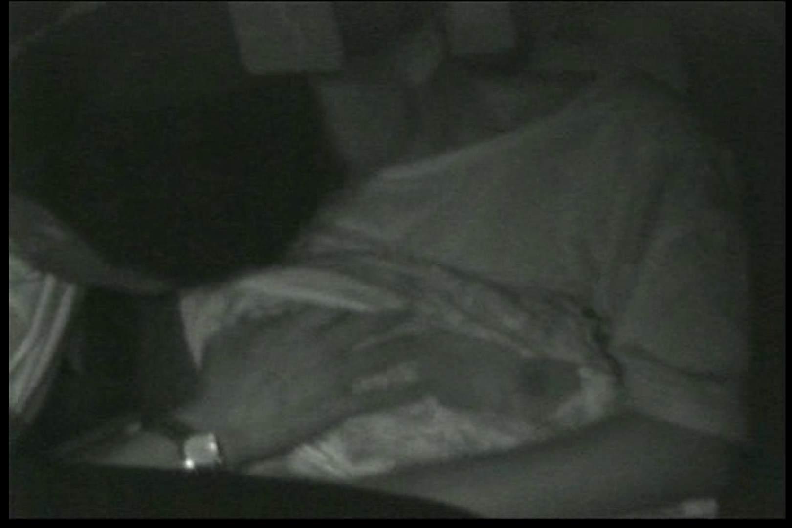 車の中はラブホテル 無修正版  Vol.12 赤外線 セックス画像 35pic 6