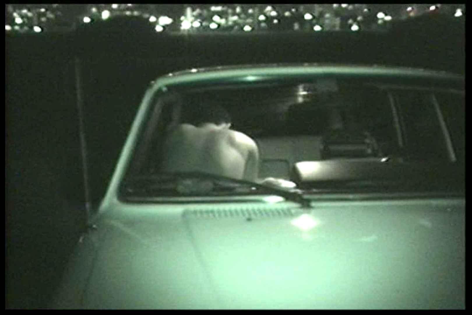 車の中はラブホテル 無修正版  Vol.15 赤外線 盗撮動画紹介 89pic 47