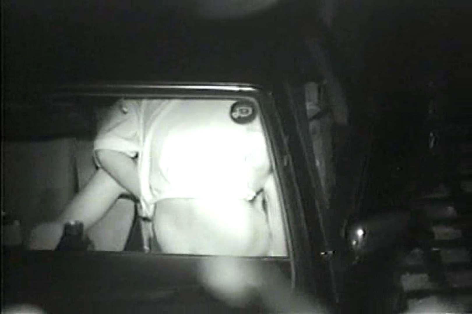 車の中はラブホテル 無修正版  Vol.9 望遠 盗撮ヌード画像 58pic 19