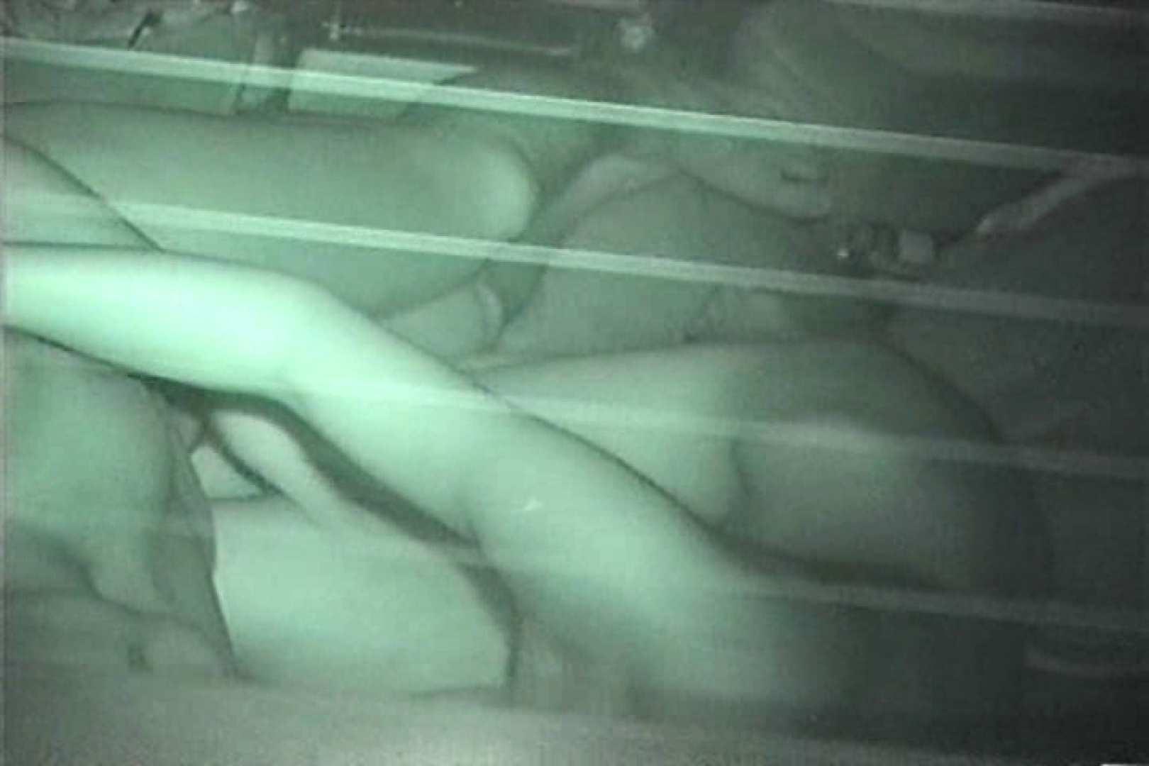 MASAさんの待ち伏せ撮り! 赤外線カーセックスVol.17 セックス   盗撮  89pic 1