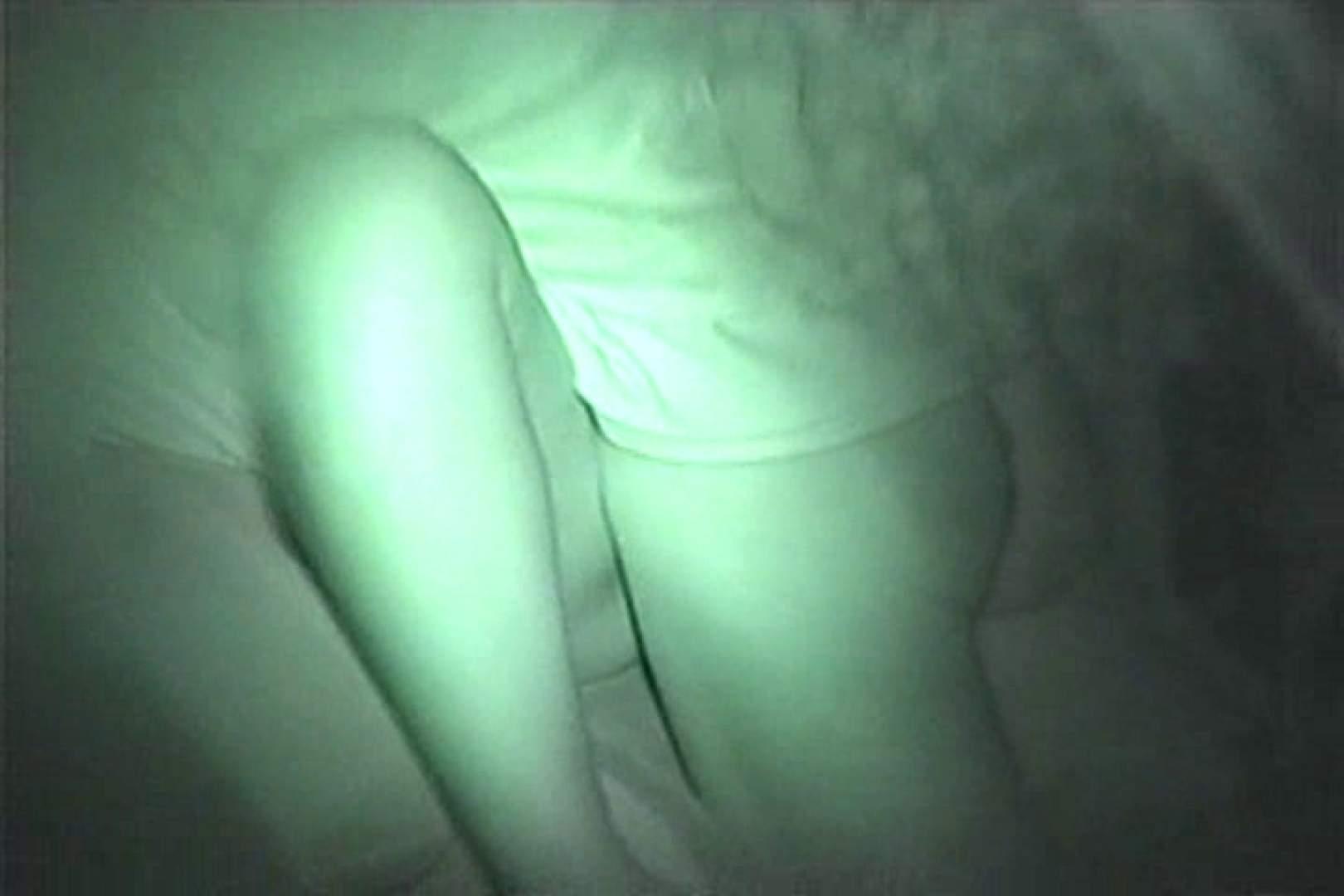 MASAさんの待ち伏せ撮り! 赤外線カーセックスVol.17 カップル ヌード画像 89pic 15