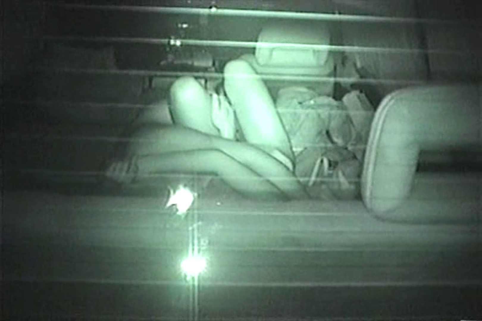 MASAさんの待ち伏せ撮り! 赤外線カーセックスVol.17 セックス   盗撮  89pic 37