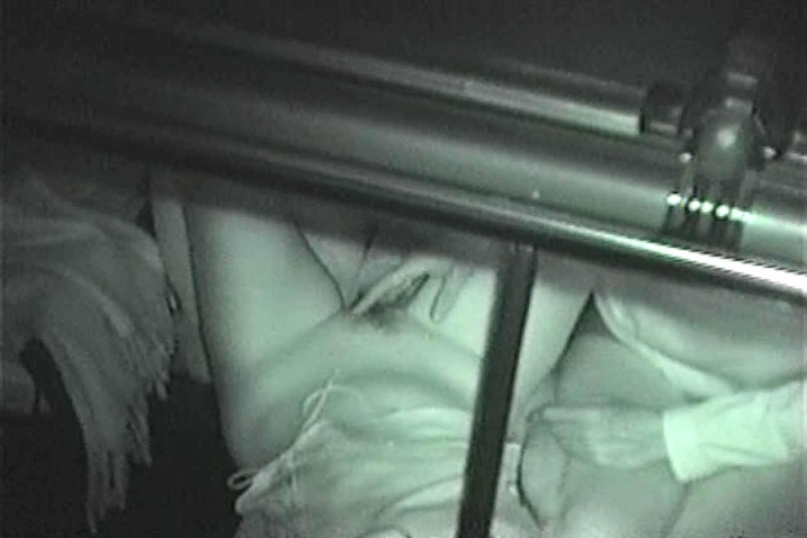 MASAさんの待ち伏せ撮り! 赤外線カーセックスVol.17 巨乳 覗きおまんこ画像 89pic 84