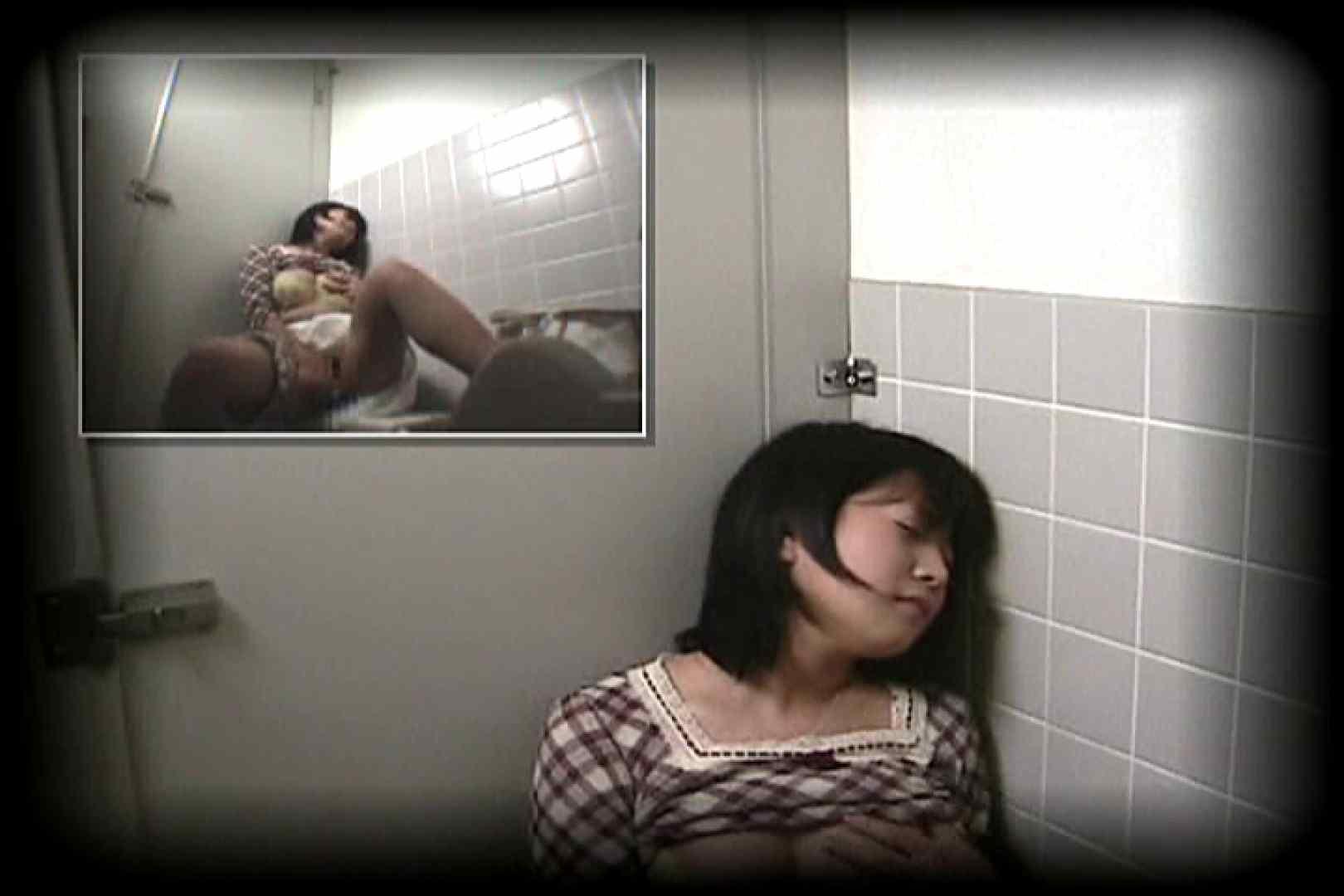 自慰天国女子洗面所Vol.1 OLの実態 盗撮戯れ無修正画像 31pic 17