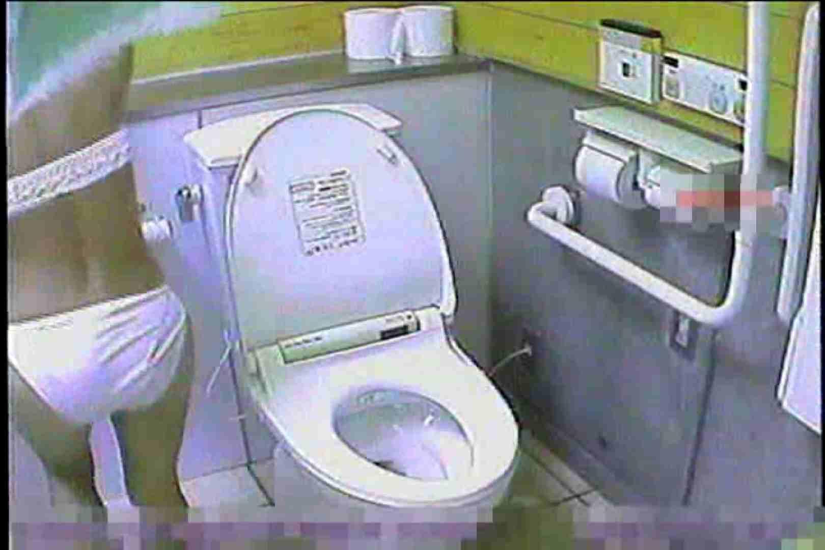 2点盗撮洗面所潜入レポートVol.7 洋式固定カメラ編 盗撮  63pic 48