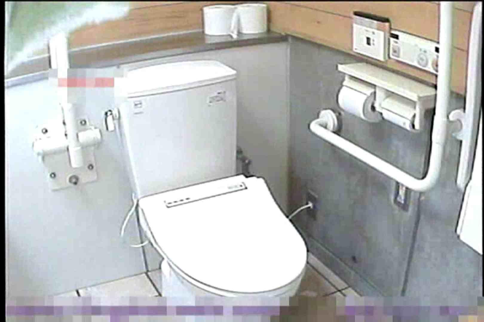 2点盗撮洗面所潜入レポートVol.7 洋式固定カメラ編 OLの実態 盗撮戯れ無修正画像 63pic 56