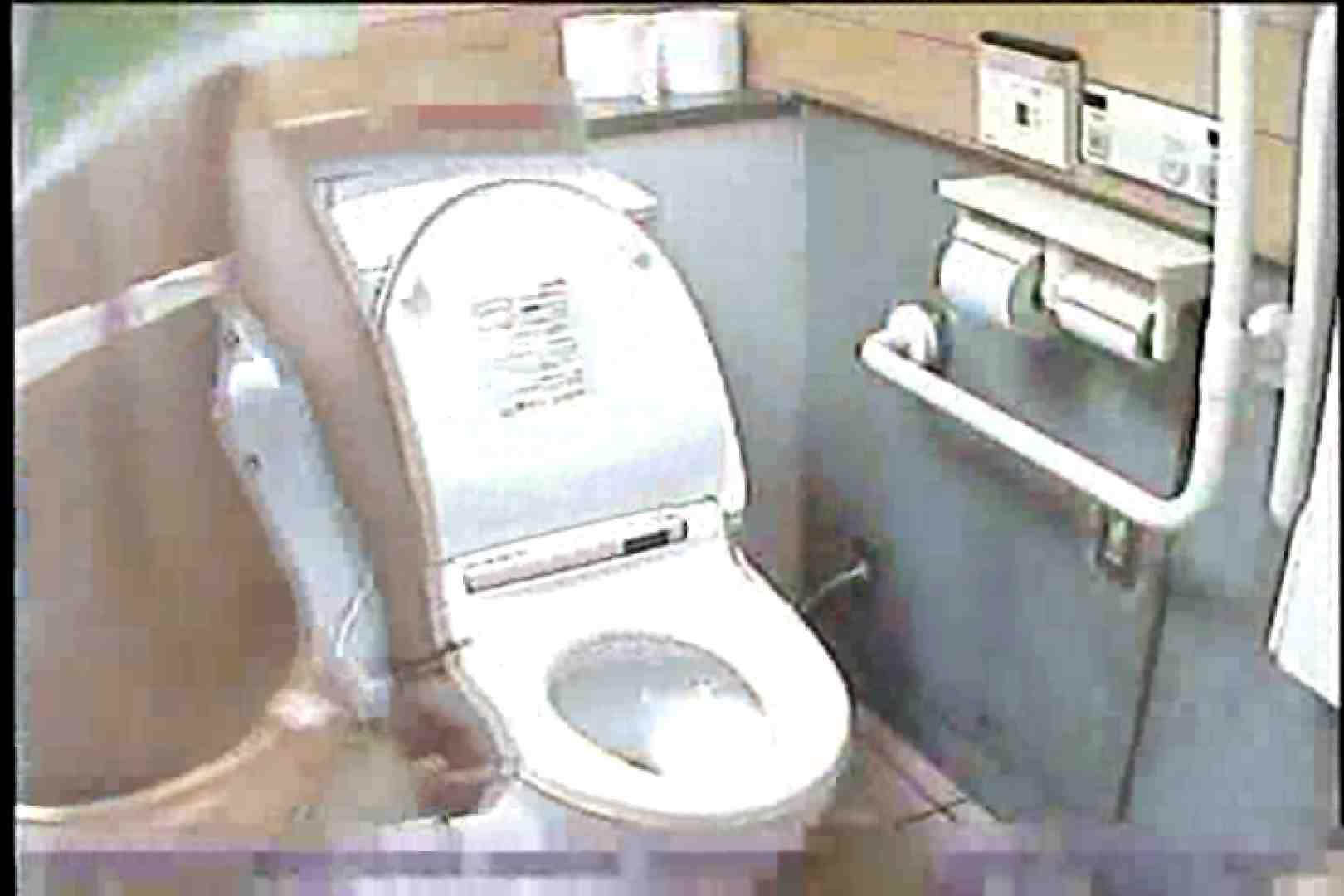 2点盗撮洗面所潜入レポートVol.7 洋式固定カメラ編 盗撮   潜入  63pic 61