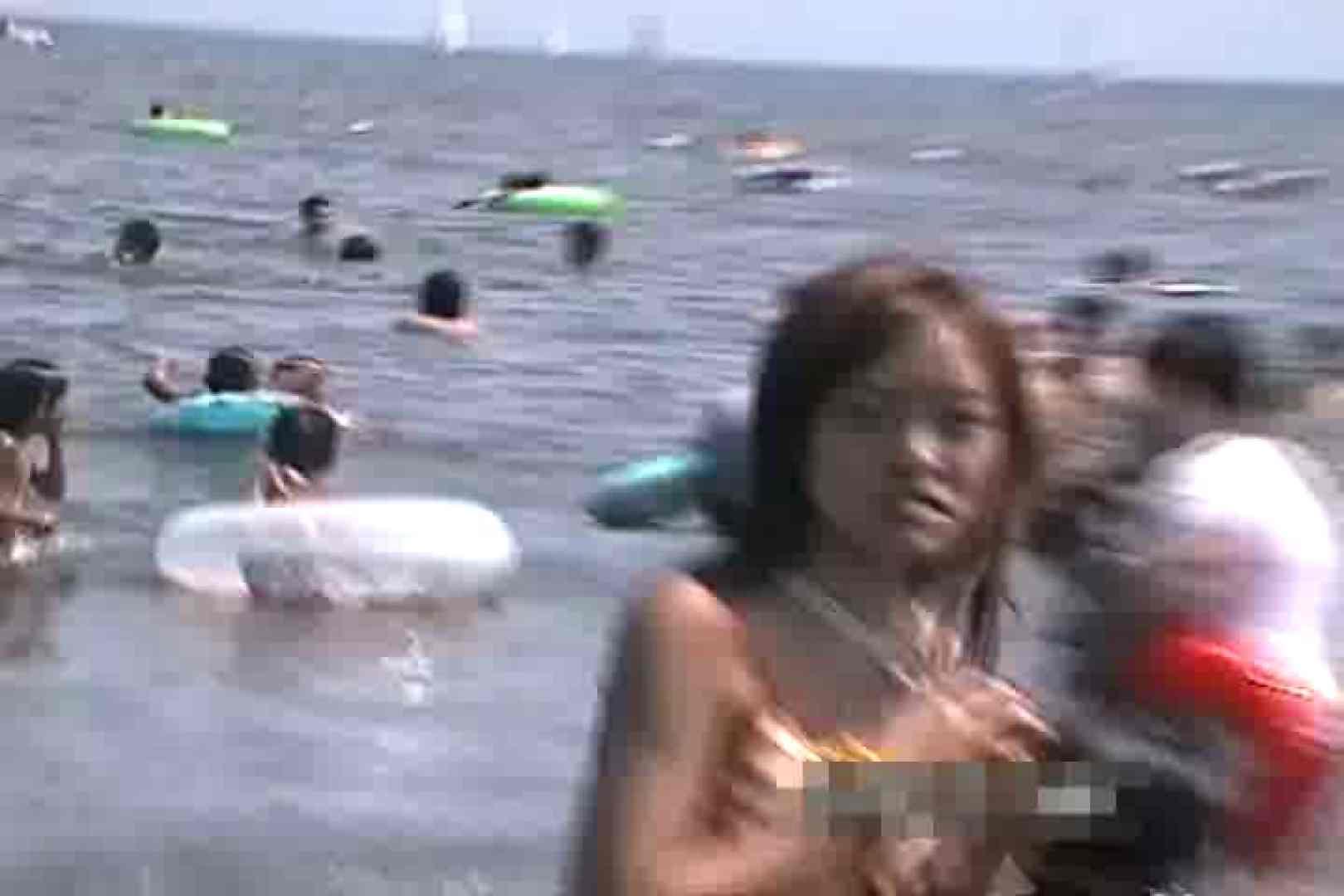 美少女を探せ!!真夏のビキニハーレムVol.5 美少女  97pic 94