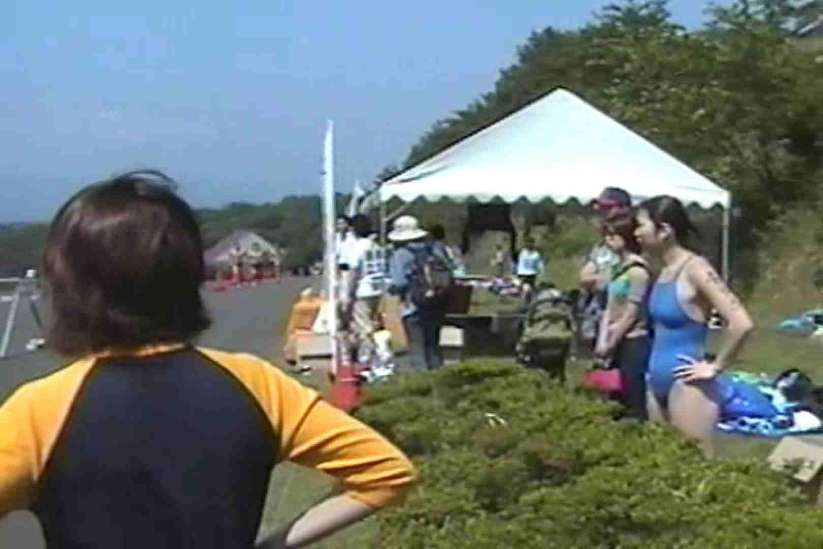 鉄人レース!!トライアスロンに挑む女性達!!Vol.6 OLの実態 | 0  83pic 39