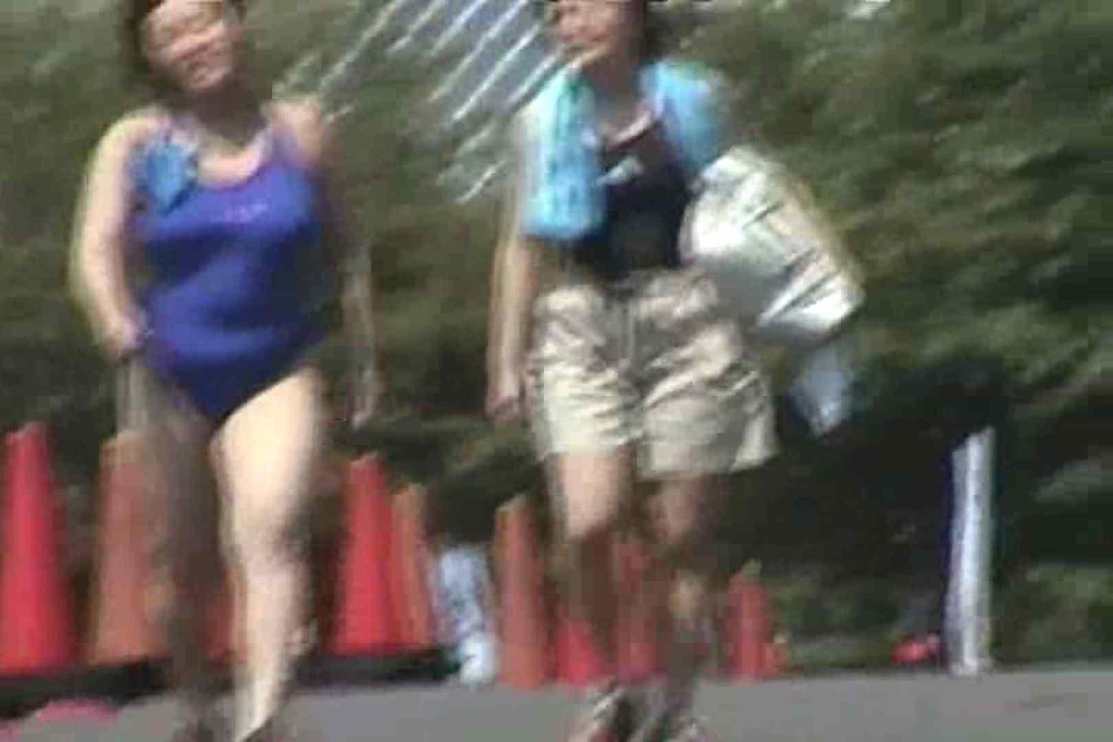 鉄人レース!!トライアスロンに挑む女性達!!Vol.6 OLの実態 | 0  83pic 61