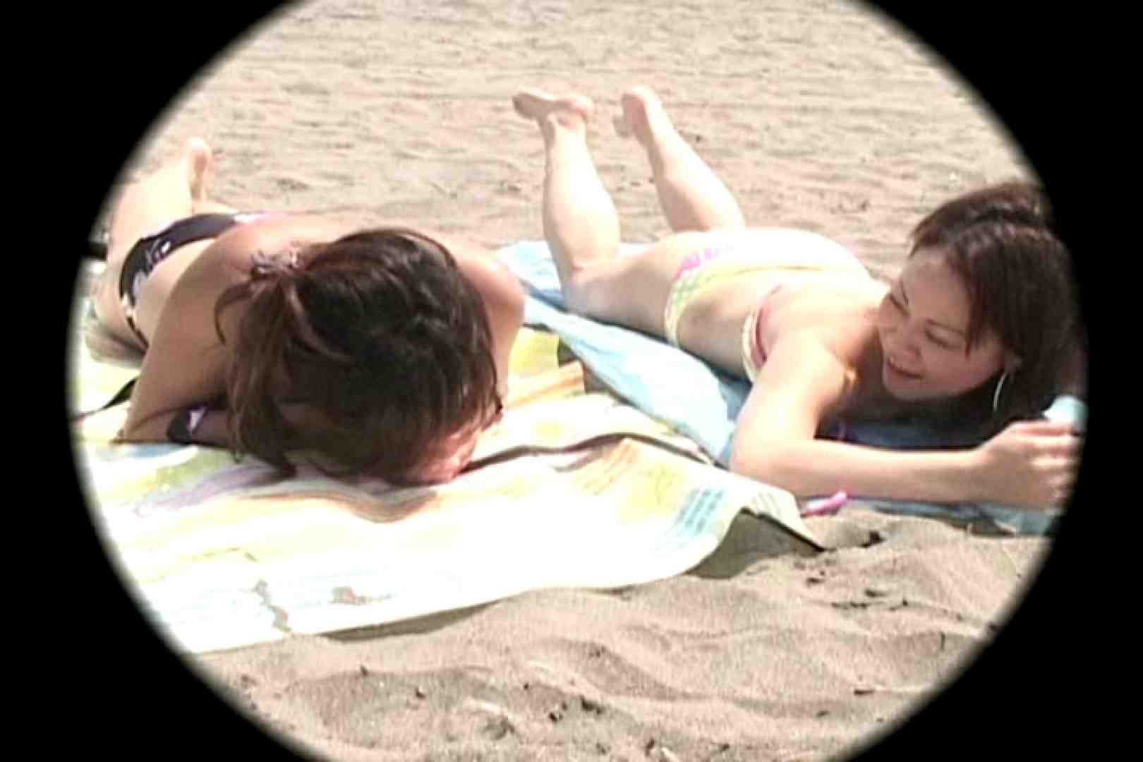 ビーチで発見!!はしゃぎ過ぎポロリギャルVol.5 日焼け 盗撮戯れ無修正画像 96pic 43