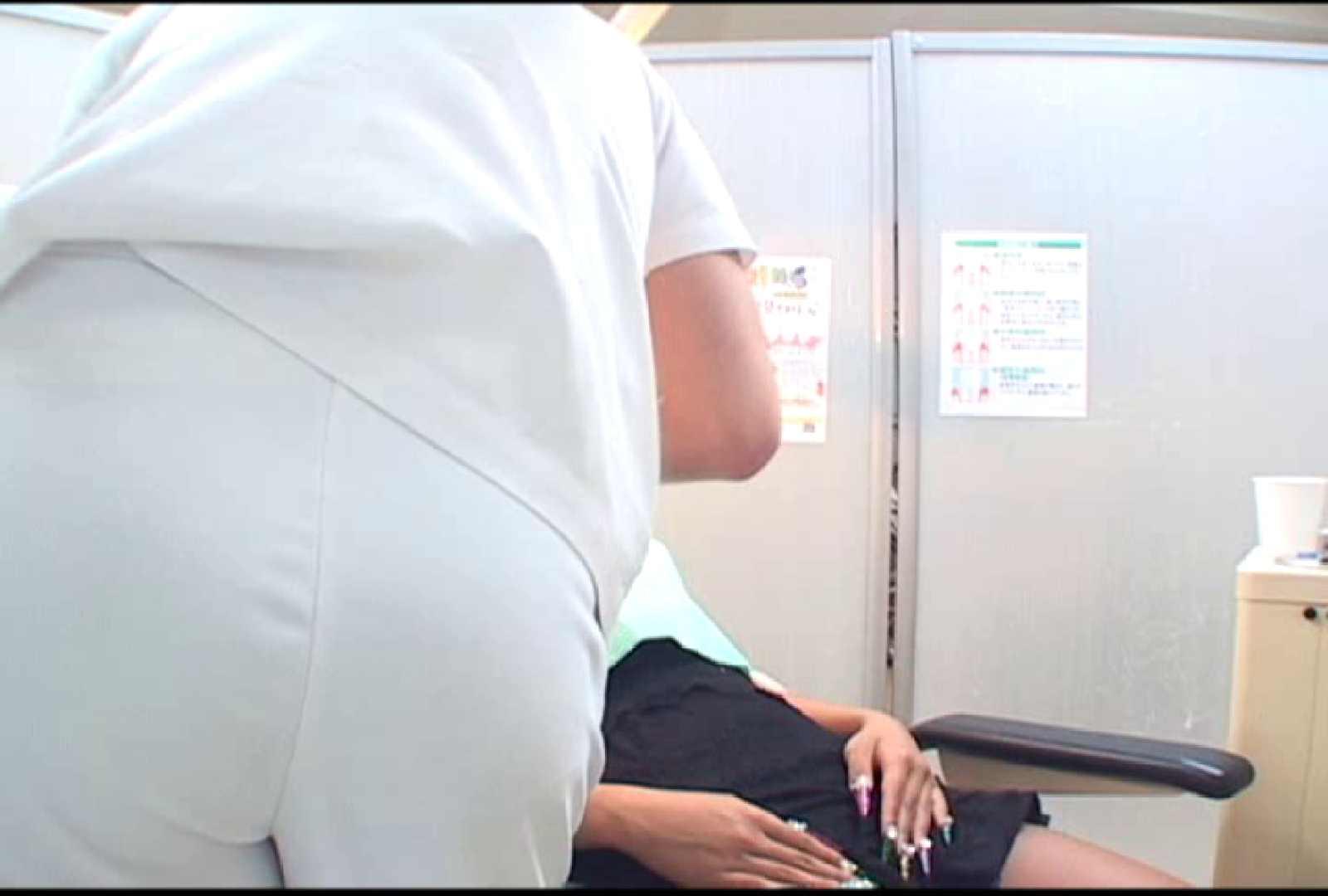 看護師が流出させた歯科医院接写パンツVol.7 OLの実態   パンツ大放出  59pic 31