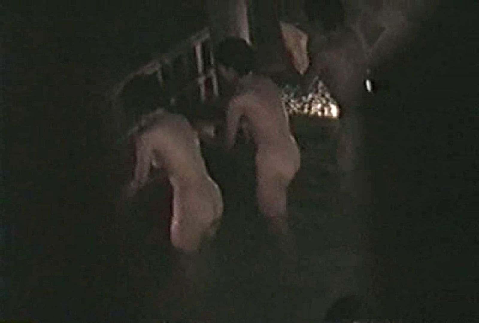 WAC 露天風呂Vol.2 脱衣所 隠し撮りセックス画像 39pic 14