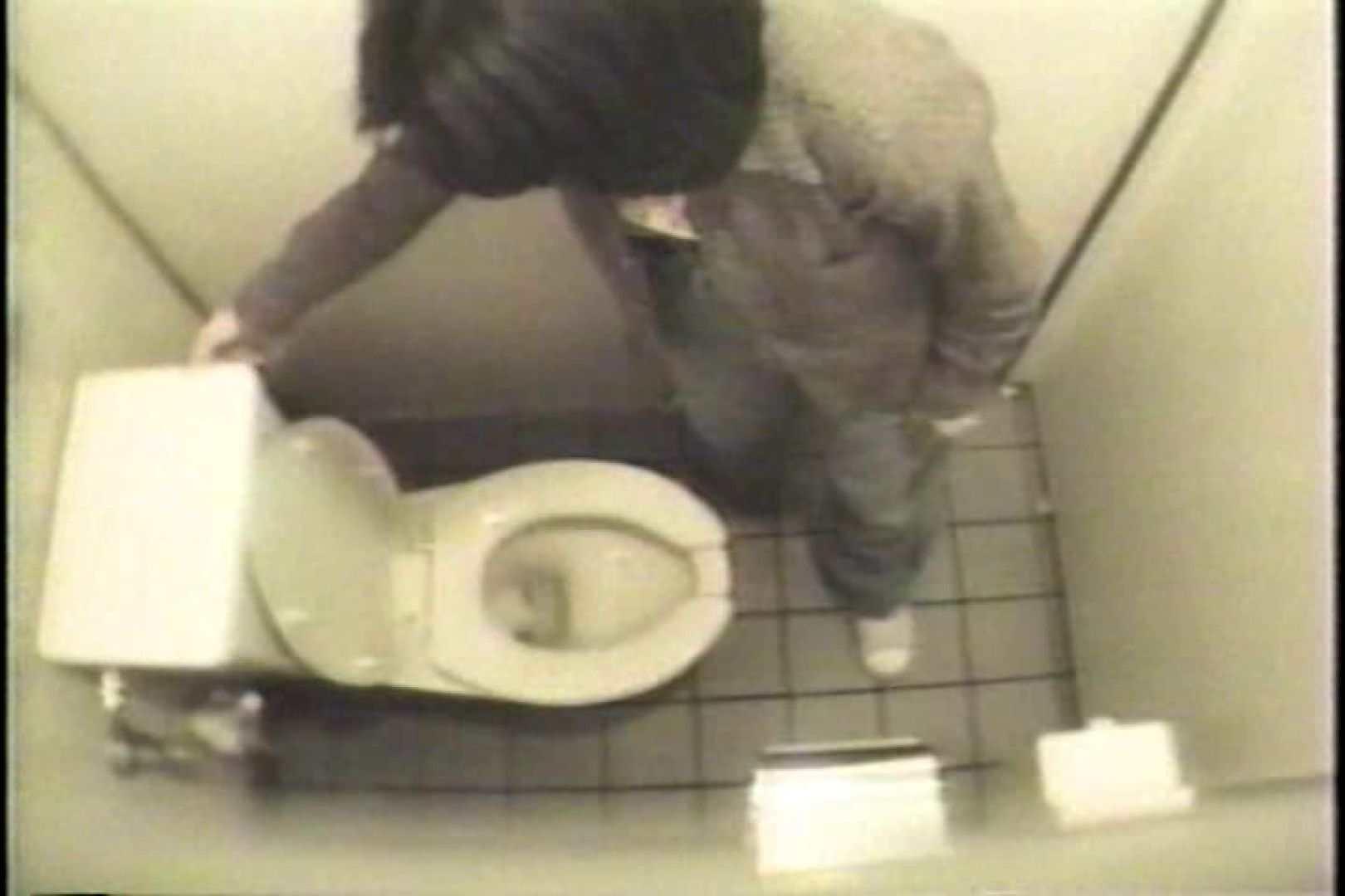 盗撮 女子洗面所3ヶ所入ってしゃがんで音出して プライベート | 和式  67pic 5