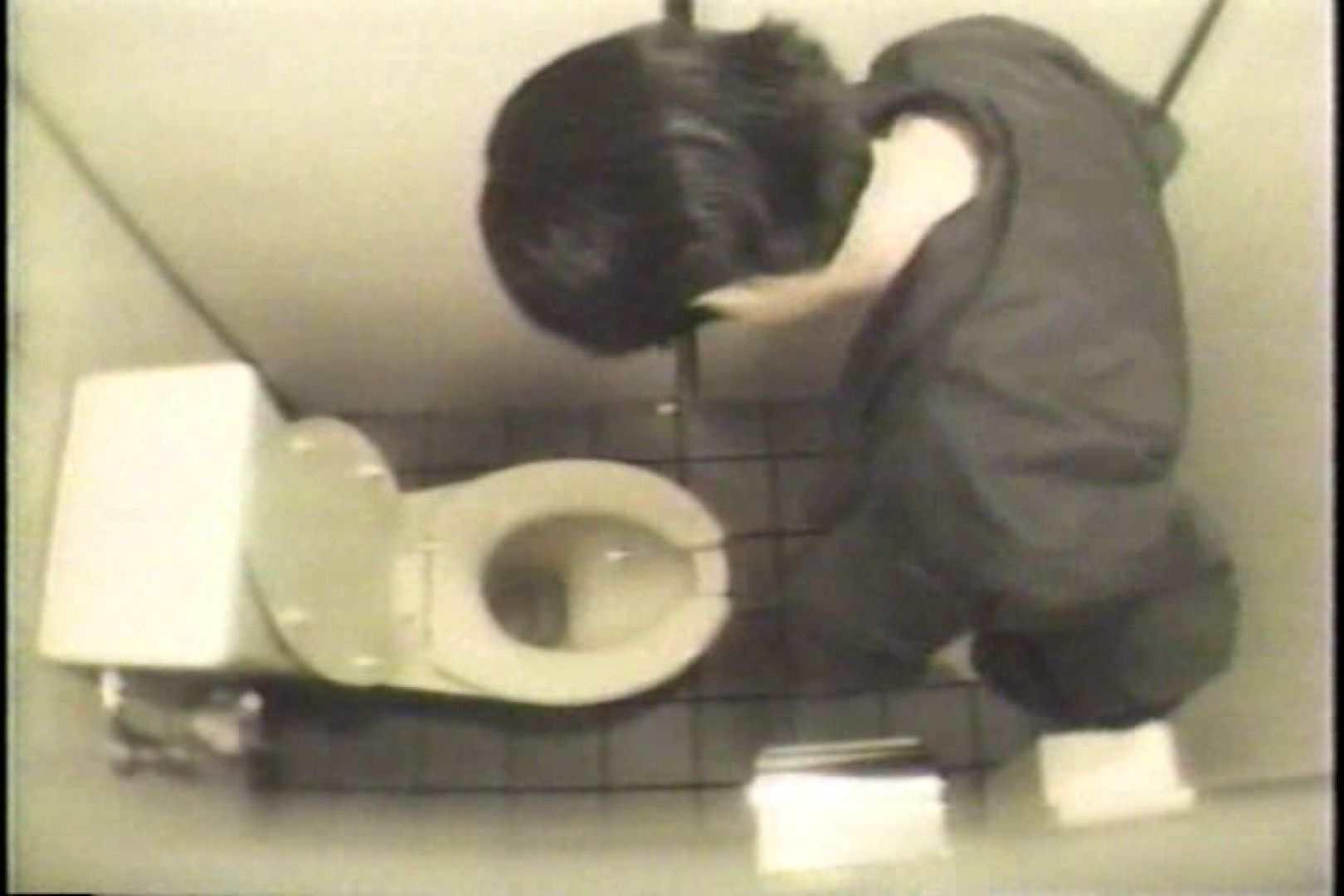 盗撮 女子洗面所3ヶ所入ってしゃがんで音出して プライベート | 和式  67pic 9