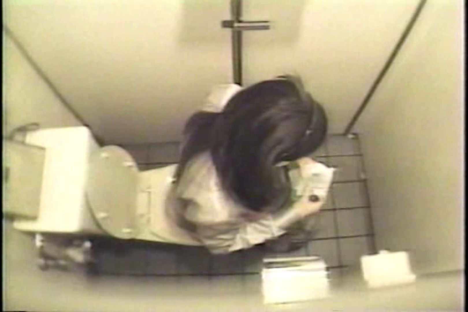 盗撮 女子洗面所3ヶ所入ってしゃがんで音出して プライベート | 和式  67pic 61
