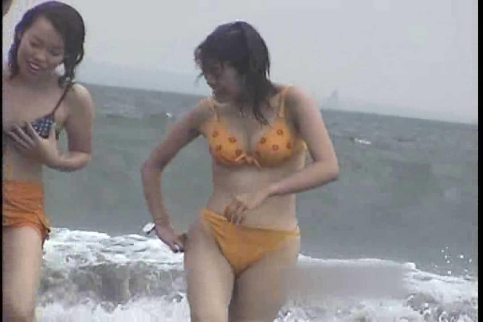 巨乳 乳首:美少女を探せ!!真夏のビキニハーレムVol.33:ピープフォックス(盗撮狐)