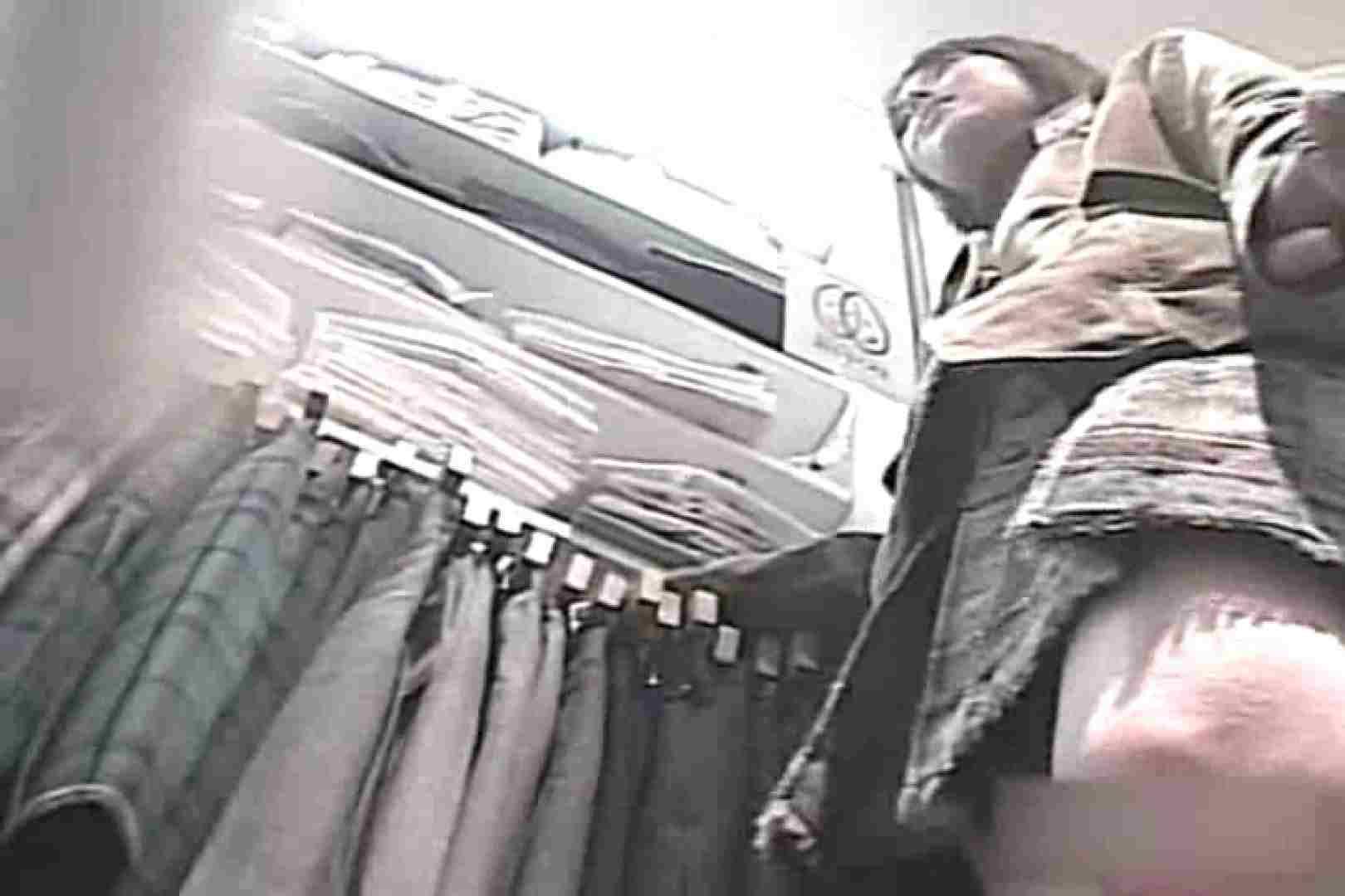 巨乳 乳首:ショップ店員のパンチラアクシデント Vol.15:ピープフォックス(盗撮狐)