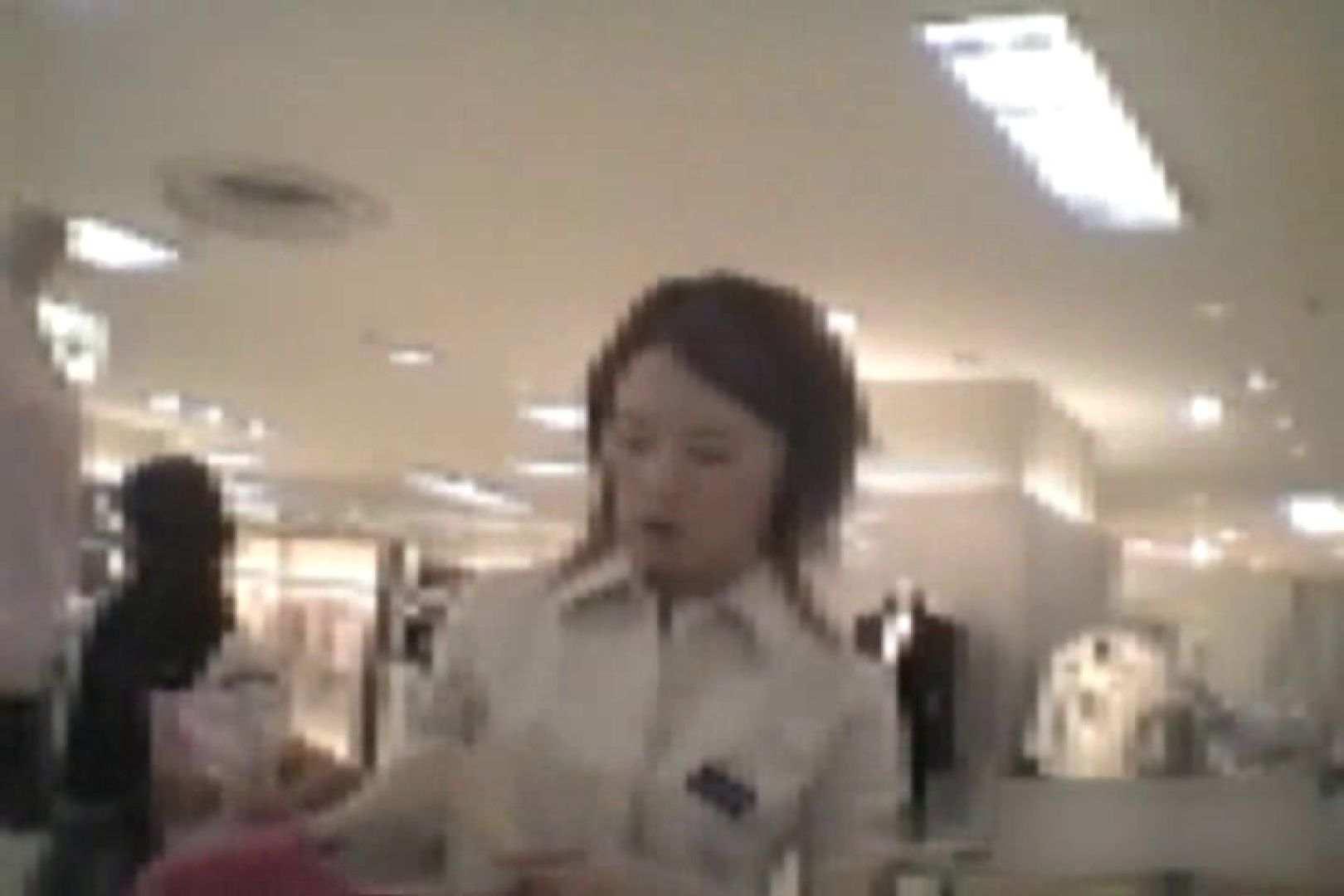 ショップ店員のパンチラアクシデント Vol.15 覗き  88pic 40