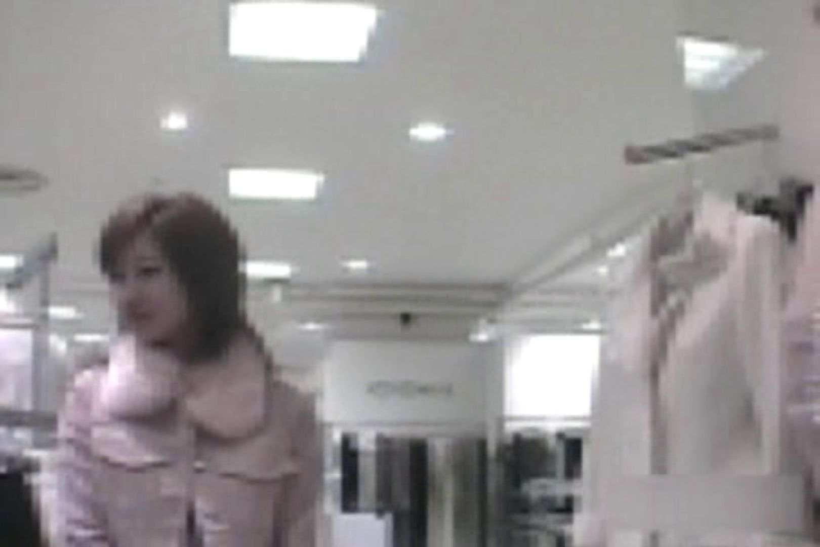 ショップ店員のパンチラアクシデント Vol.15 チラ 覗きワレメ動画紹介 88pic 51